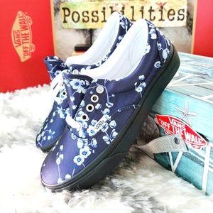 Vans Era Florals Blue/Black